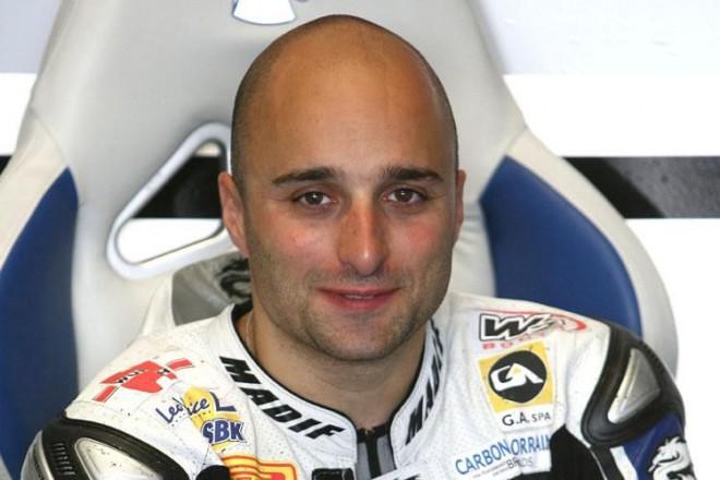 Lorenzo Lanzi za DFX Ducati