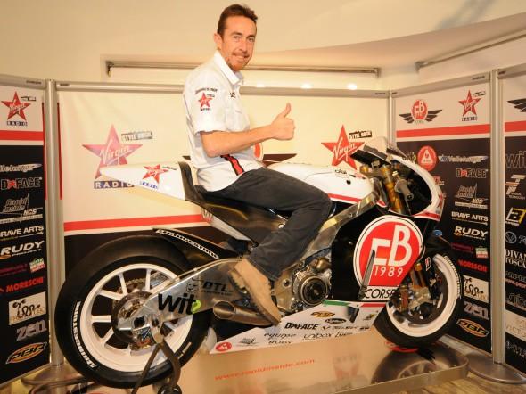 Garry McCoy: S FB Corse na start už v Kataru