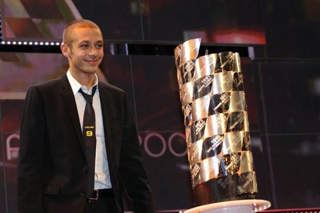 Valentino Rossi: Nominace na svìtového sportovce roku