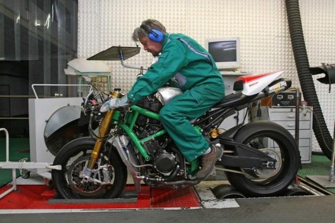 Moto2: Nová MZ pøipravena na testy