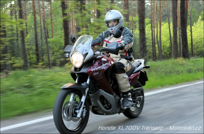 Honda XL700V Transalp