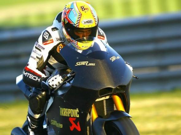 Moto2: Barcelona - 1. den testù