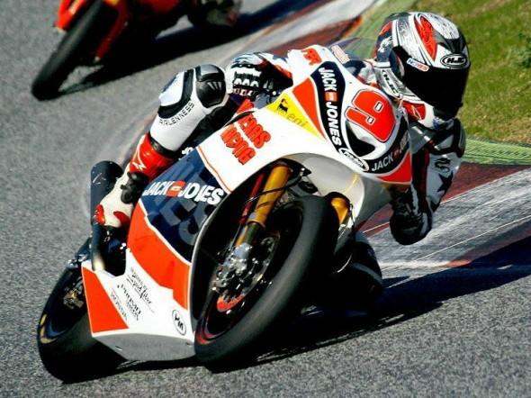 Moto2: Barcelona - 2. den testù