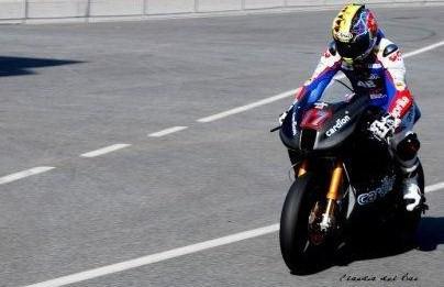Moto2: Barcelona - 3. den testù