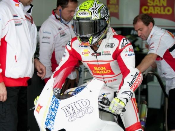 Moto2: Od zítøka budou testovat v Misanu favorité