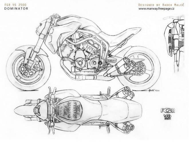 Vývoj motocyklù v Èechách