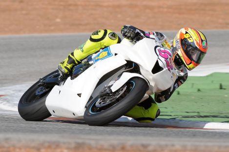 Moto2: Lukáš Pešek pøed testy IRTA