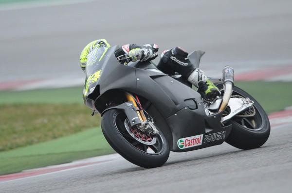 Moto2: Testy ve Valencii - 1. den