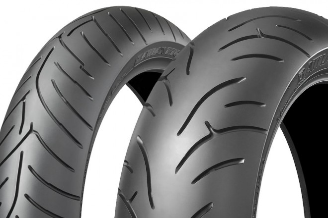 Sportovnì cestovní pneumatika Battlax BT-023