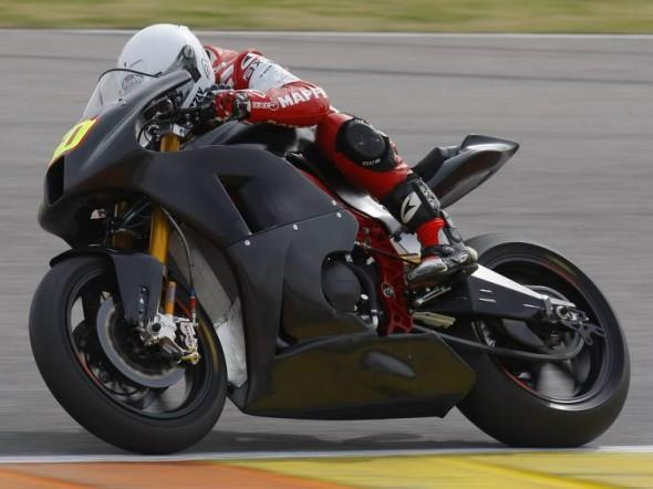 Moto2: Testy ve Valencii - 2. den