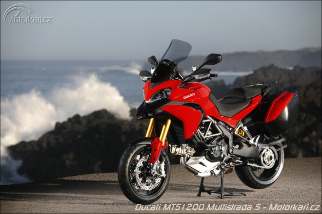 Ducati MTS1200 Multistrada S