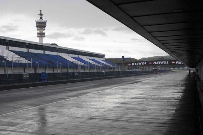 125 ccm + Moto2: Test IRTA v Jerezu - 1. den
