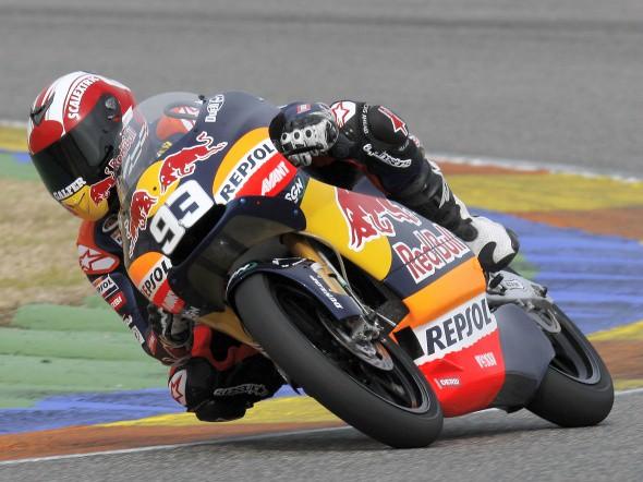 125 ccm: Testy IRTA v Jerezu - 2. den
