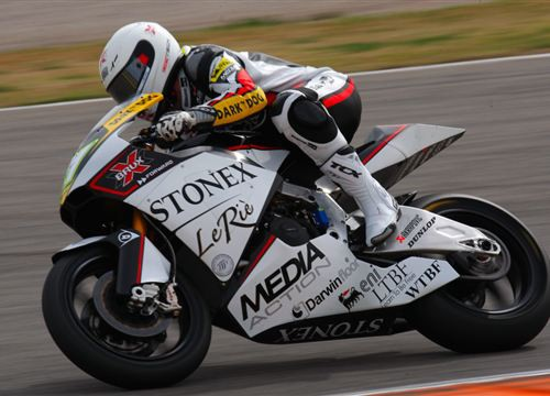 """Moto2: """"Už nejsem neznámý"""", øíká Claudio Corti"""