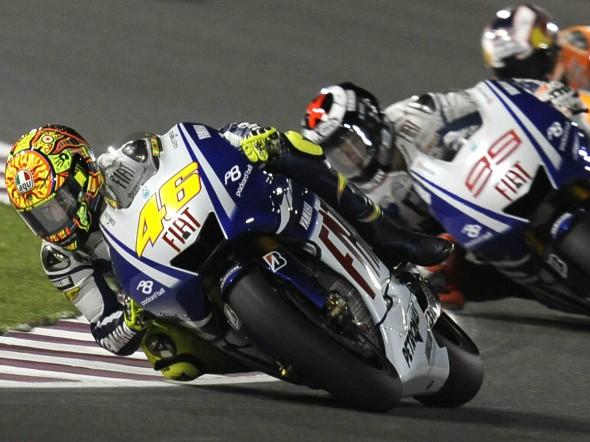 Pre – poslední letošní pøedsezónní testy MotoGP