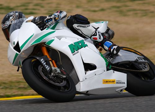 Moto2: MZ potvrzena