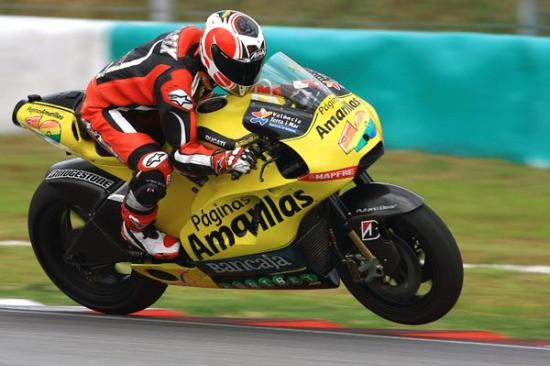 MotoGP: Barbera za žluté stránky