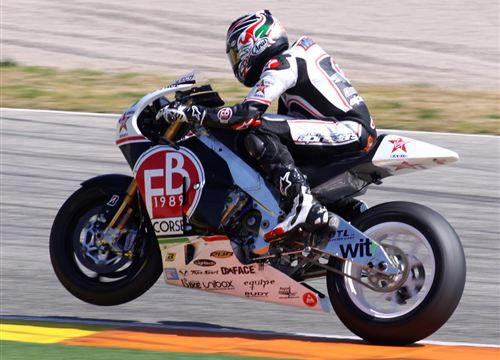 FB Corse: Start v šampionátu MotoGP posunut