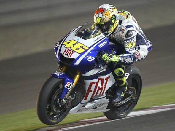 Test MotoGP - Losail 2. den