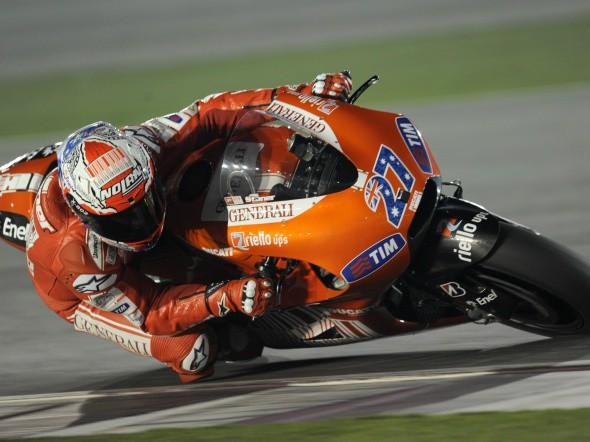 Test MotoGP - Losail celkovì