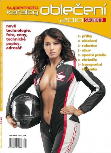 Supermoto Katalog pøíslušenství 2010