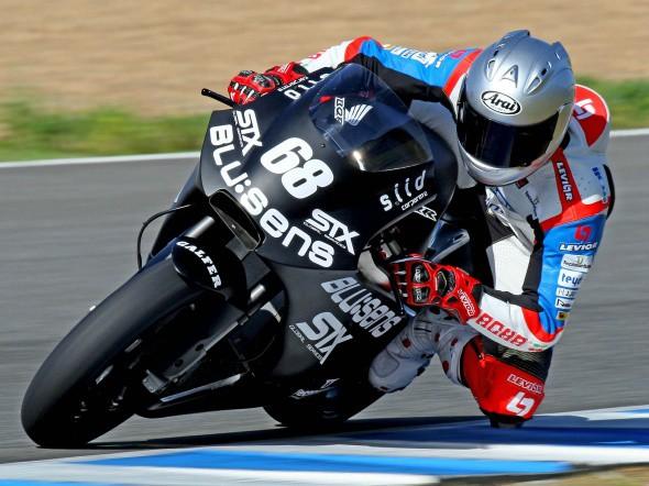 Pre - Testy IRTA v Jerezu