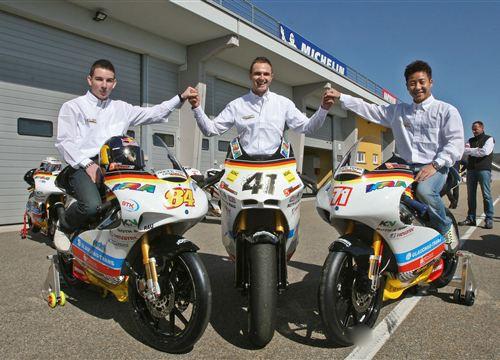 Prezentace týmu Germany Racing