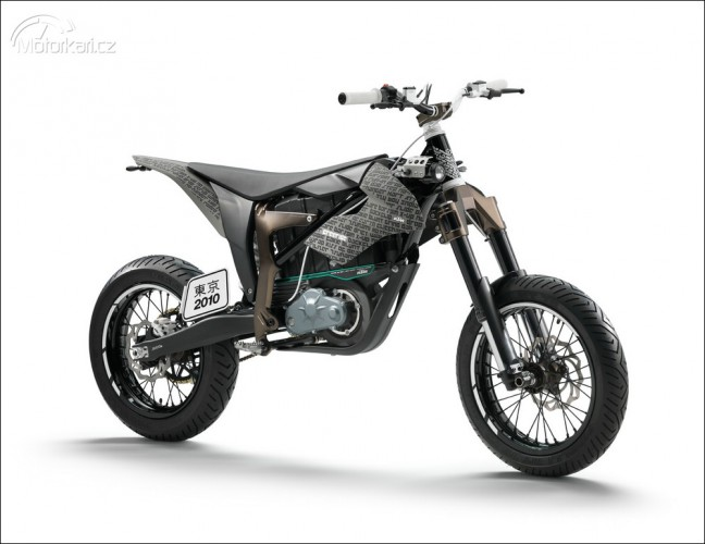Elektrický funbike KTM Freeride