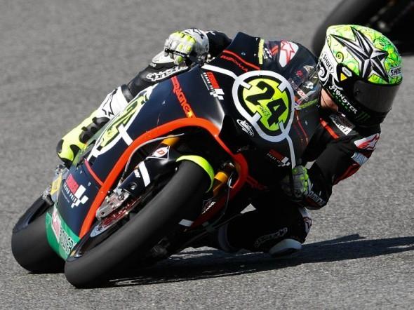 Moto2: Test IRTA v Jerezu - 1. den