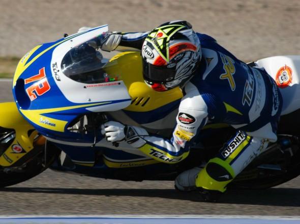 Moto2: Test IRTA v Jerezu - 2. den