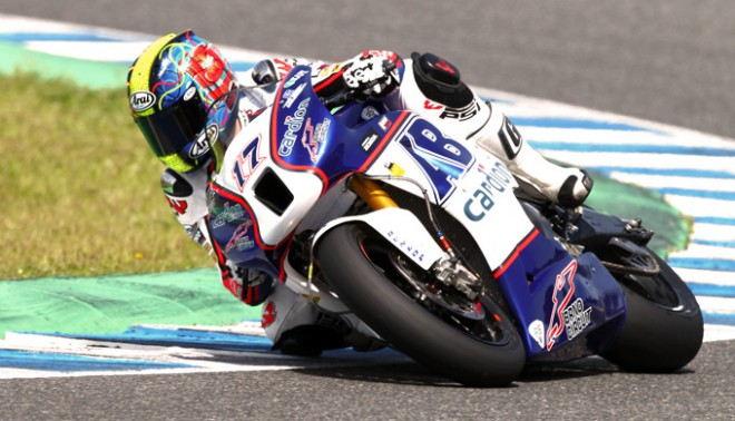 Karel Abraham hodnotí dva dny testù v Jerezu