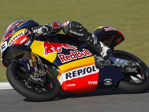 125 ccm: Test IRTA v Jerezu - 3. den