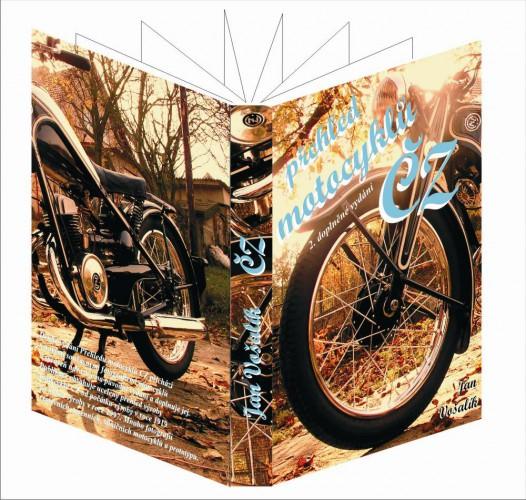 Kniha - Pøehled motocyklù ÈZ, 2.vydání