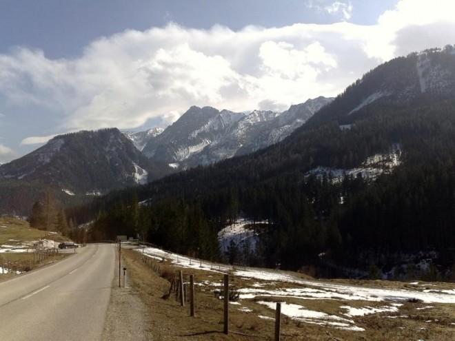 """První """"Alpen-ausflug"""" v roce 2010"""