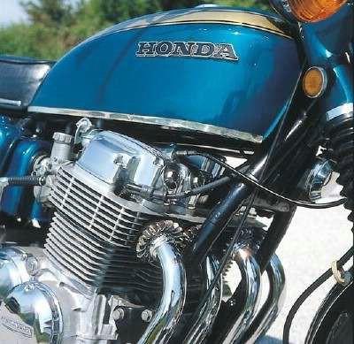 Motocyklová revoluce: Honda øada CB
