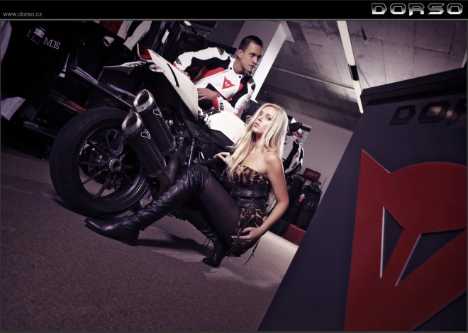 Petra a Dainese