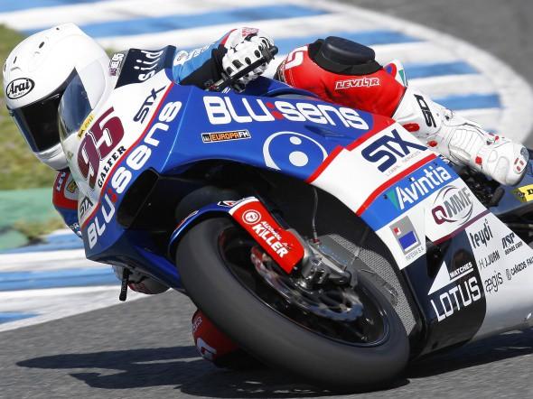 GP Qatar: Poprvé s domácím jezdcem