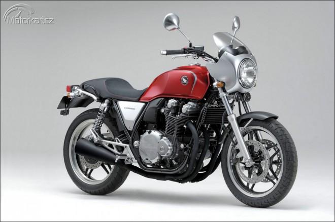Japonské retro Honda CB1100