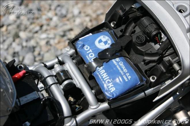 Povinná výbava motocyklu 2011