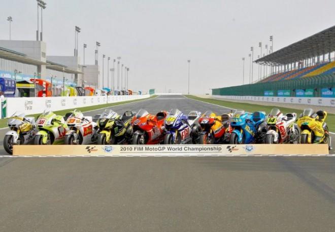 Grand Prix Kataru – pátek