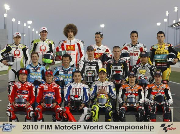 Jezdci MotoGP po letošní premiéøe