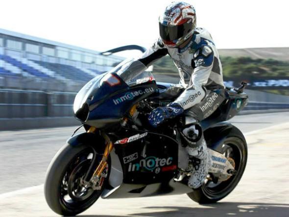 MotoGP: Inmotec testoval v Jerezu