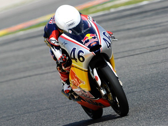 Rookies Cup: Testy ve Valencii