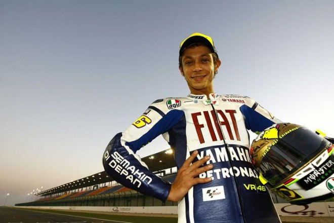 Rossi se zranil p�i motokrossu