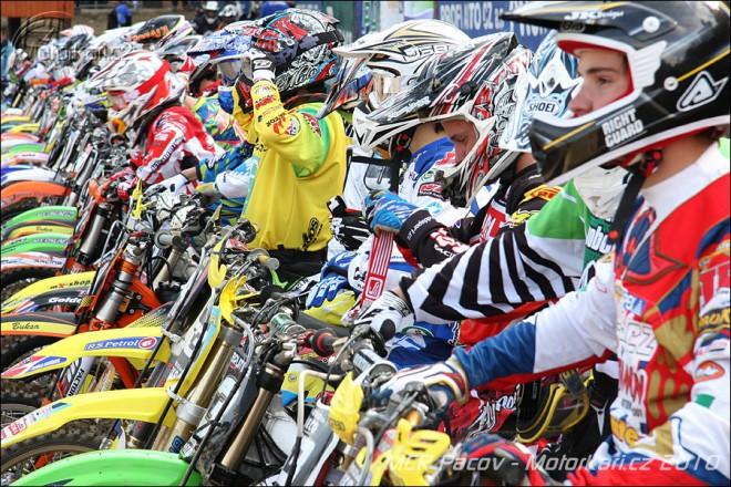 Fotogalerie MÈR v motokrosu Pacov