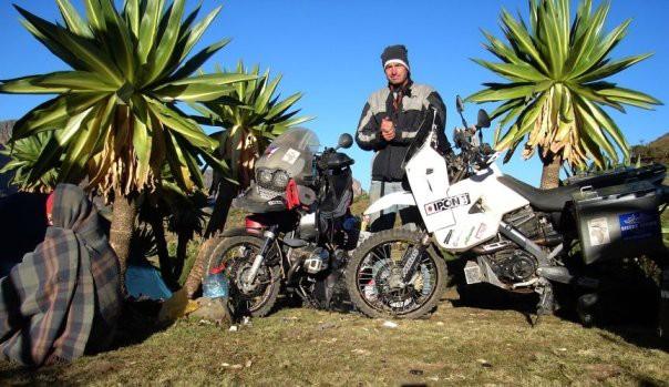 Afrikou 2009 - Jižní Africa a Mozambik