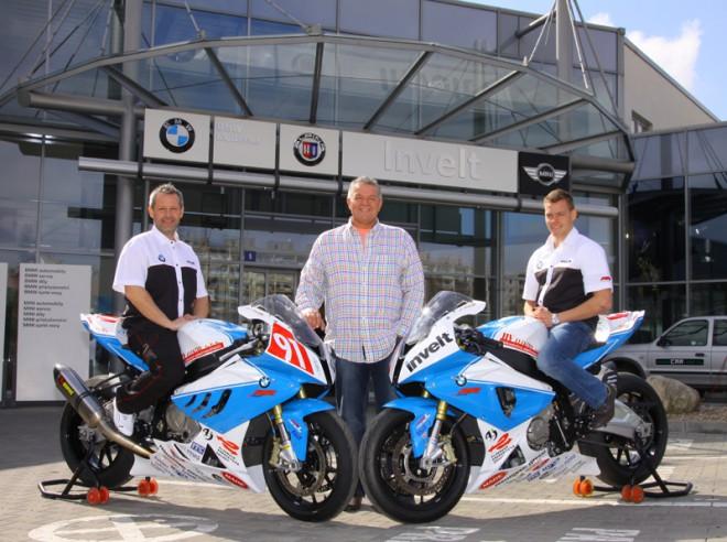 BMW Invelt team