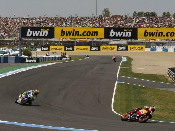 Grand Prix Jerez bez probl�m�