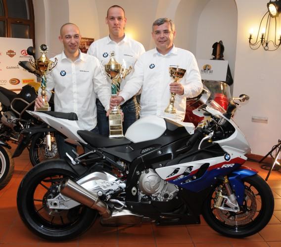Motocykl roku - Hattrick pro BMW
