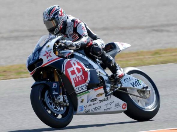 Jerez bez McCoye a FB Corse